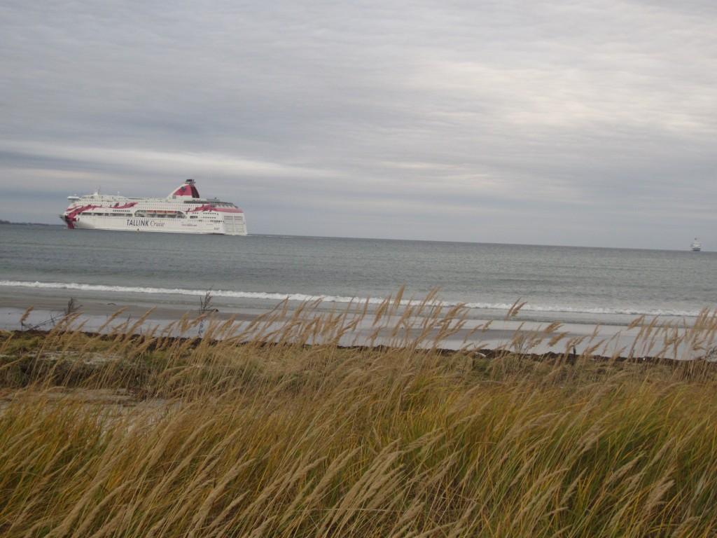 Ferry 'cross the Baltic