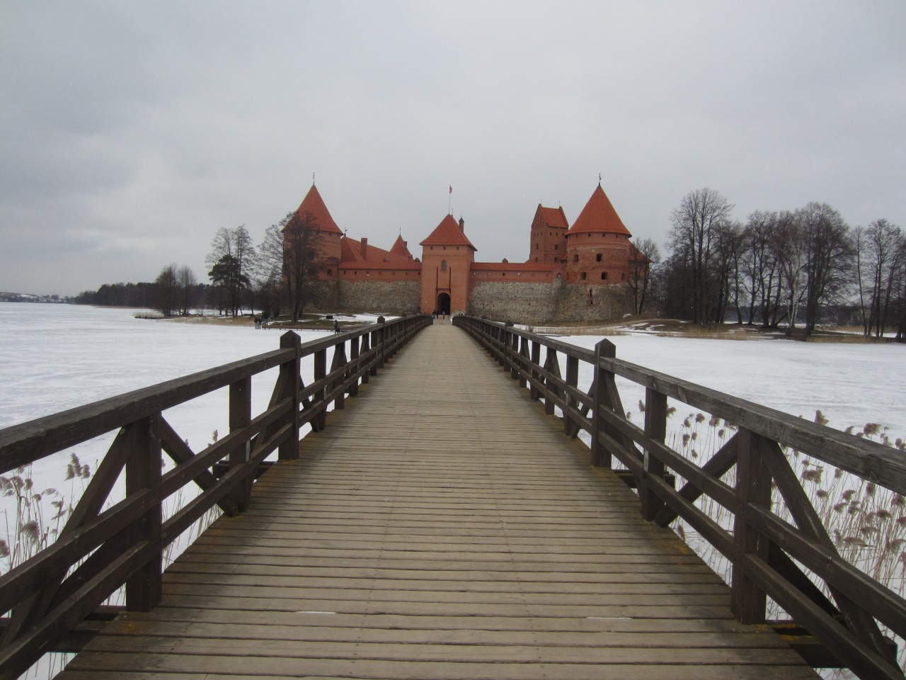 Lithuania's number one –Trakai
