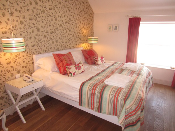 Our room in The Coach House part of the hotel