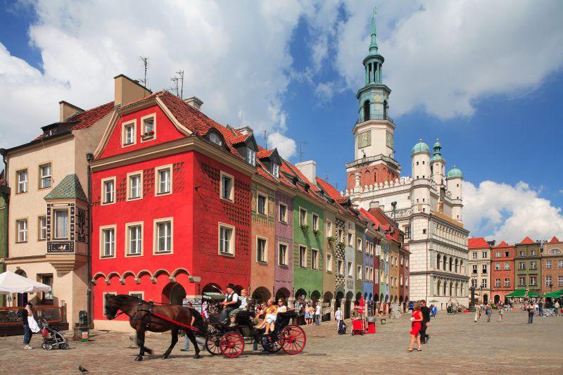 Poznan: city of the headbuttinggoats