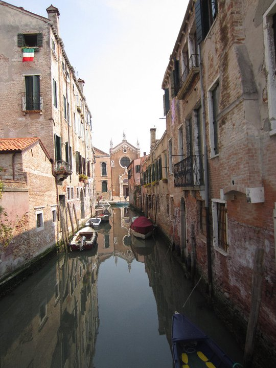 Peace and quiet in Cannaregio