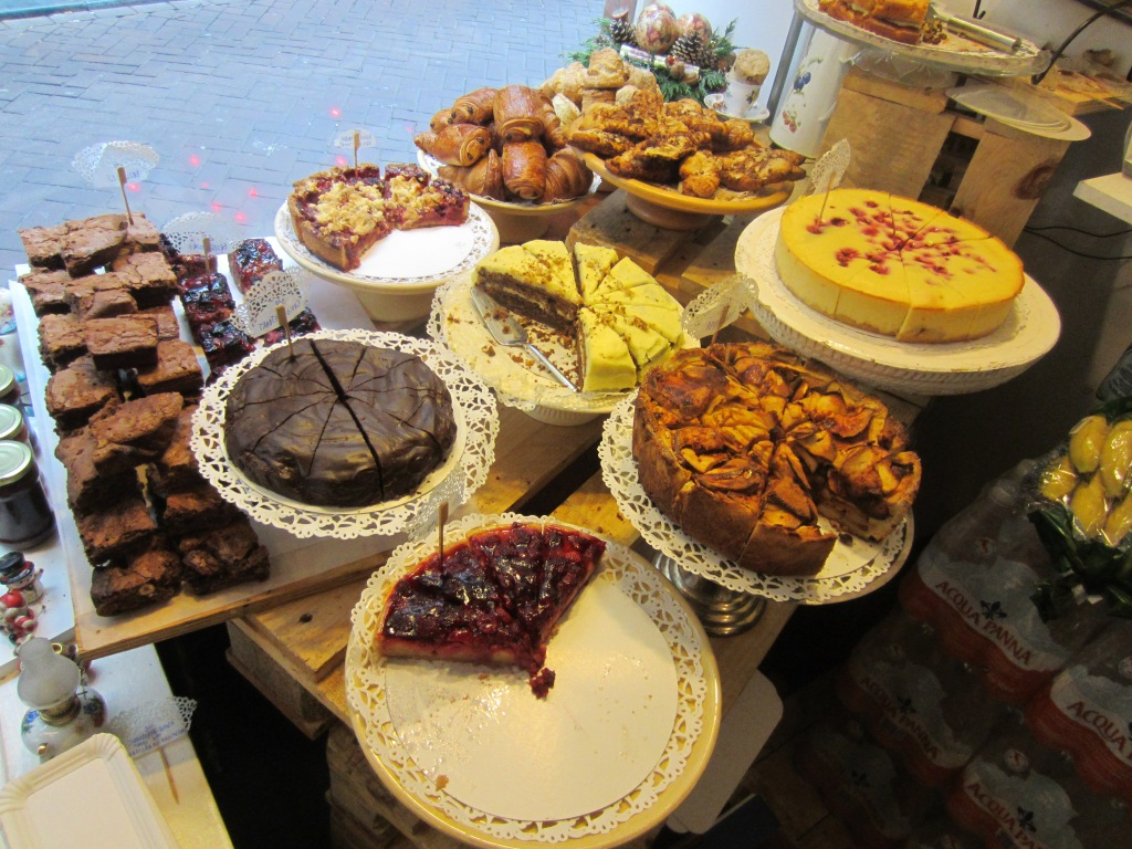 The best cake shop in Amsterdam?
