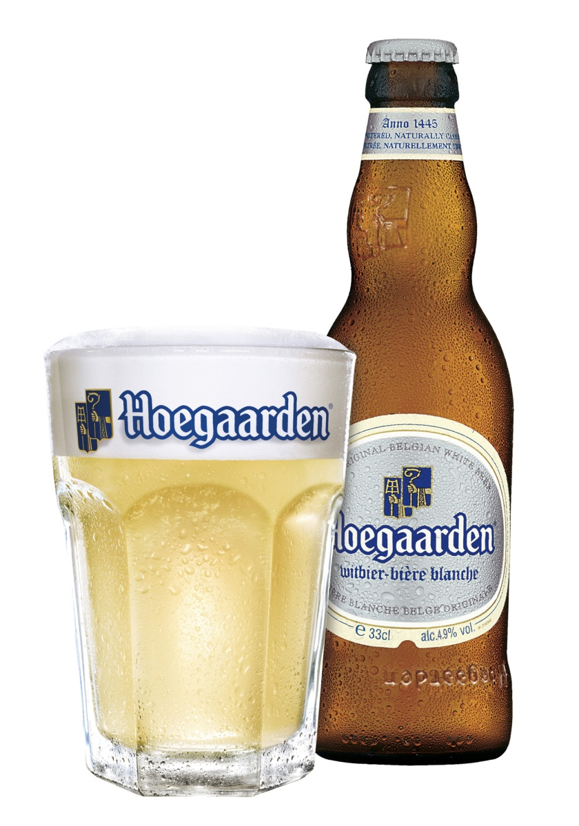 Top 10 beers of the world: #10 - Hoegaarden