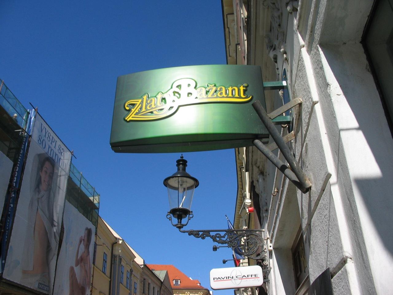 Top 10 beers of the world: #4 – ZlatyBazant
