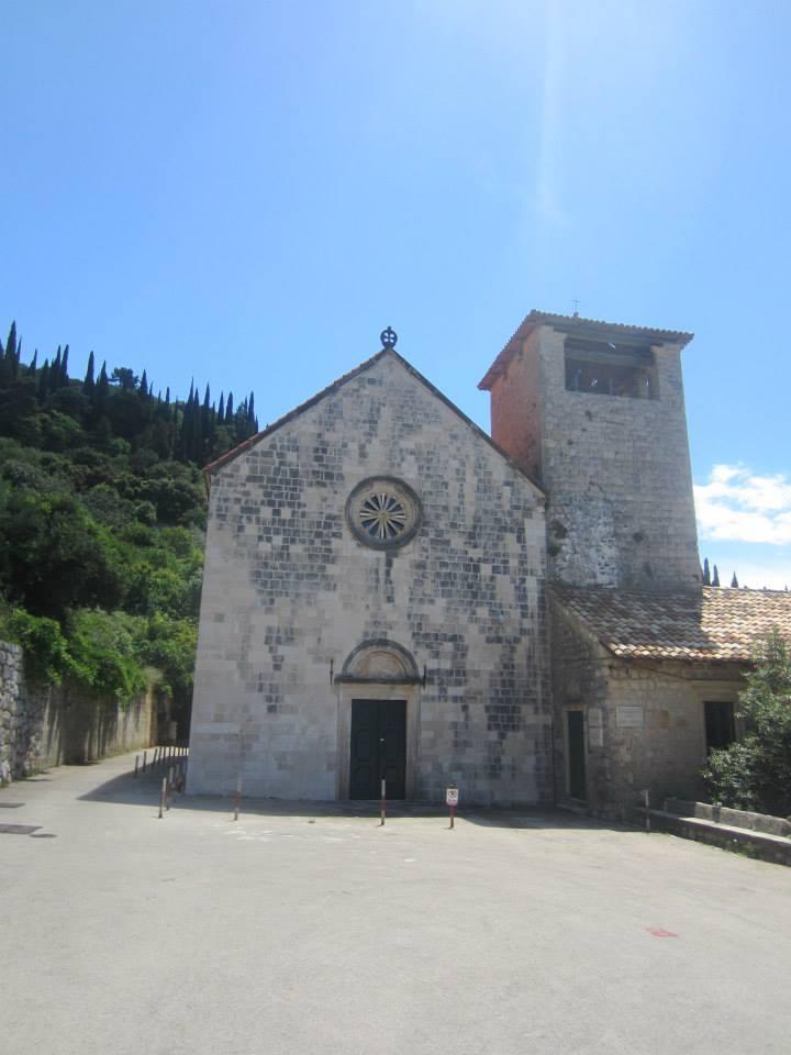 Sveti Jakov church
