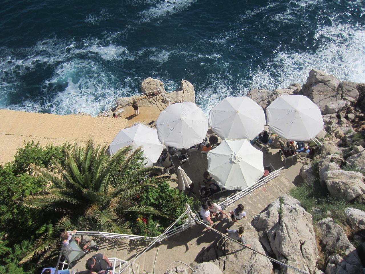 Dubrovnik: Boozing atBuža