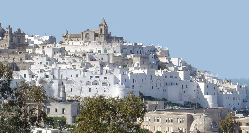 Ostuni: the most beautiful town inItaly?