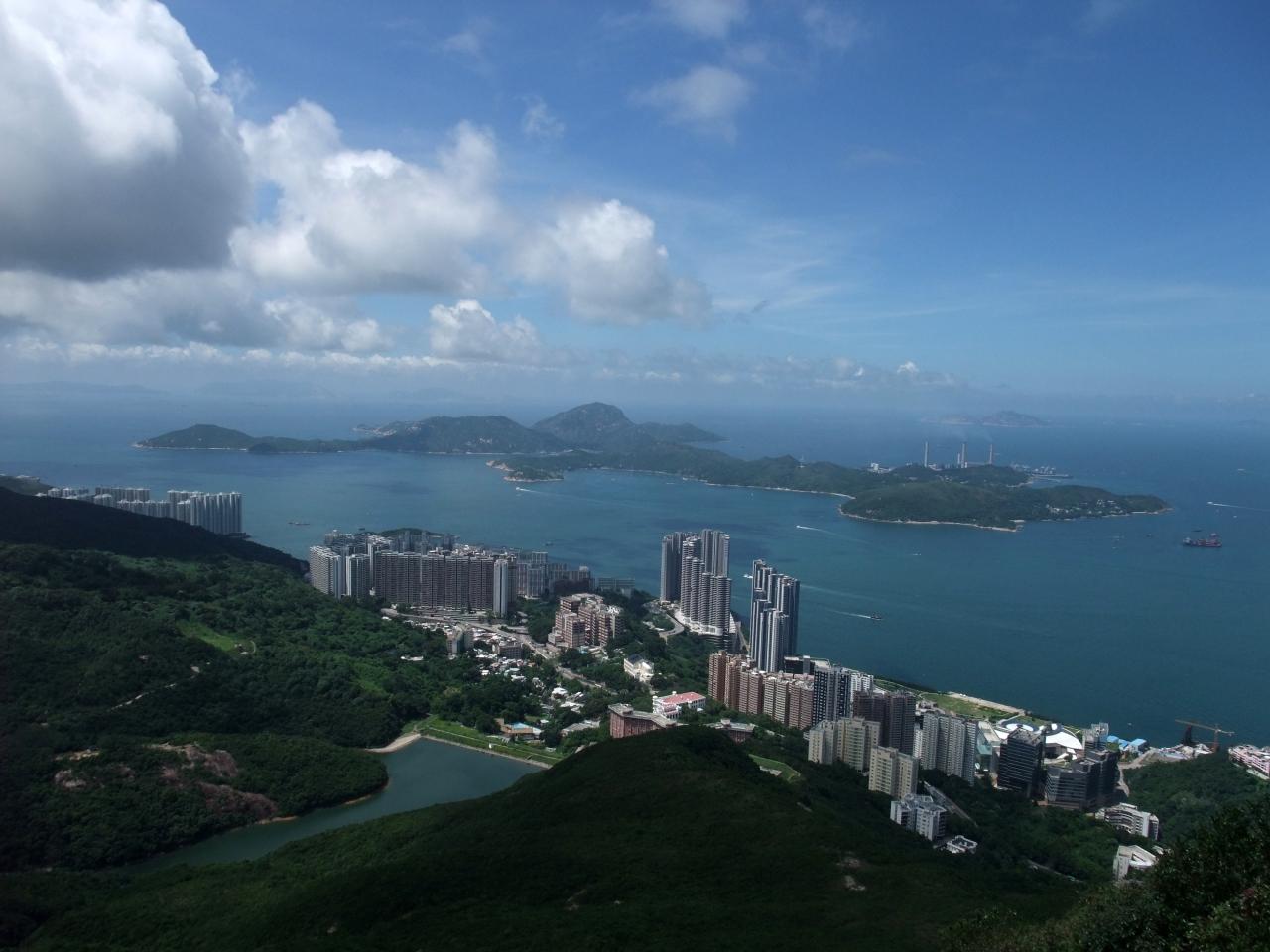 Hong Kong: A day on LammaIsland