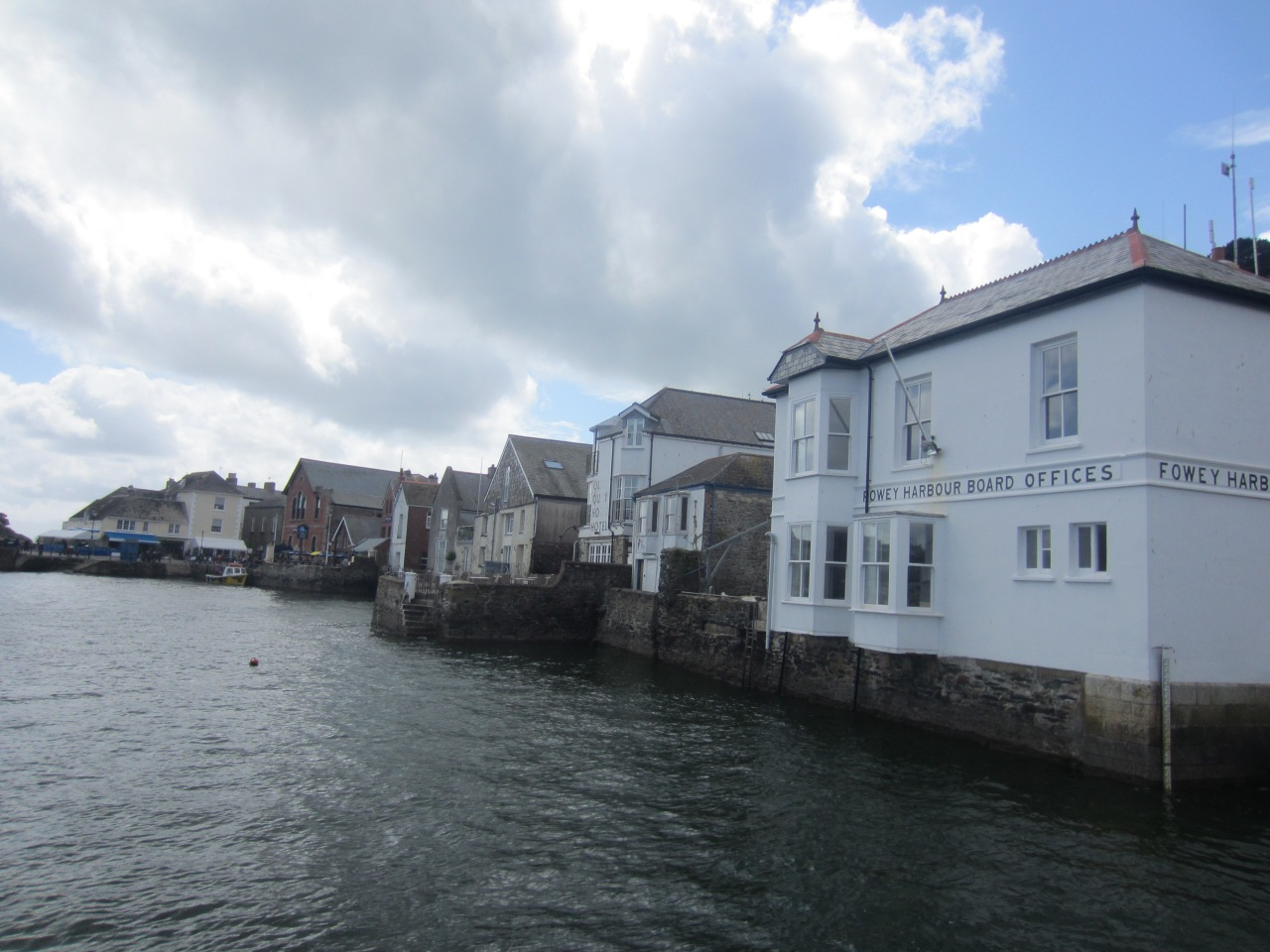 Fowey in photos