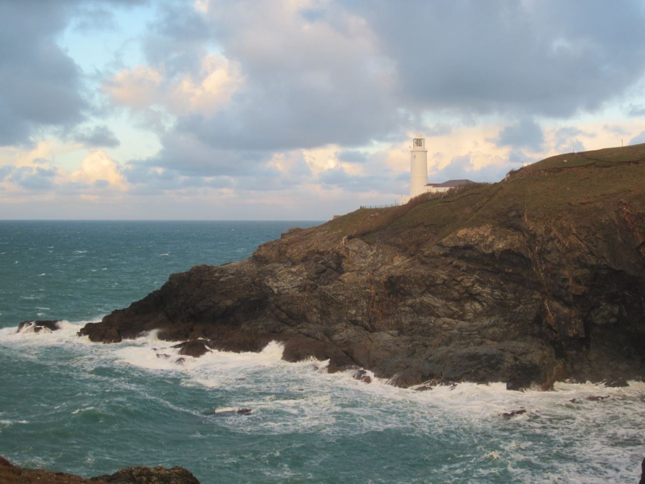 Trevose Head: the beauty and the danger of the sea