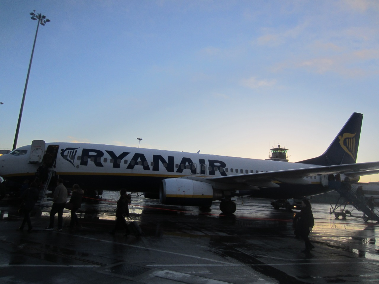 The all-new Ryanair experience
