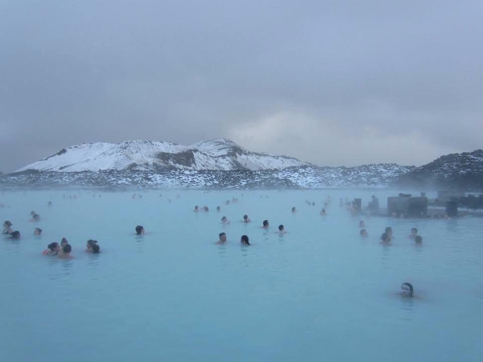 Iceland's Blue Lagoon – the best bathtub in the world