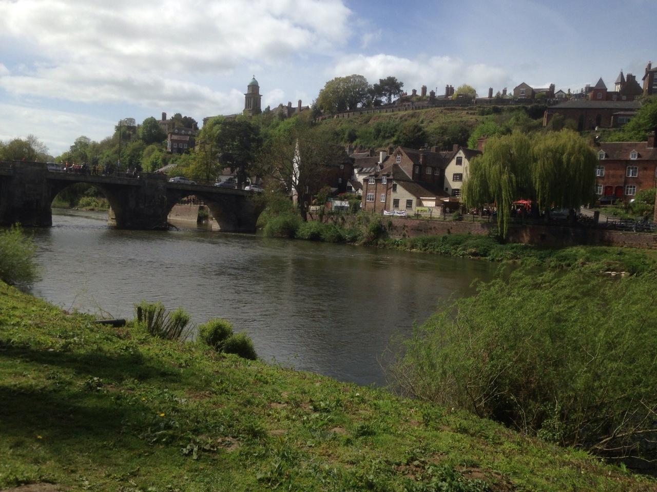 Bridgnorth – the Budapest ofShropshire