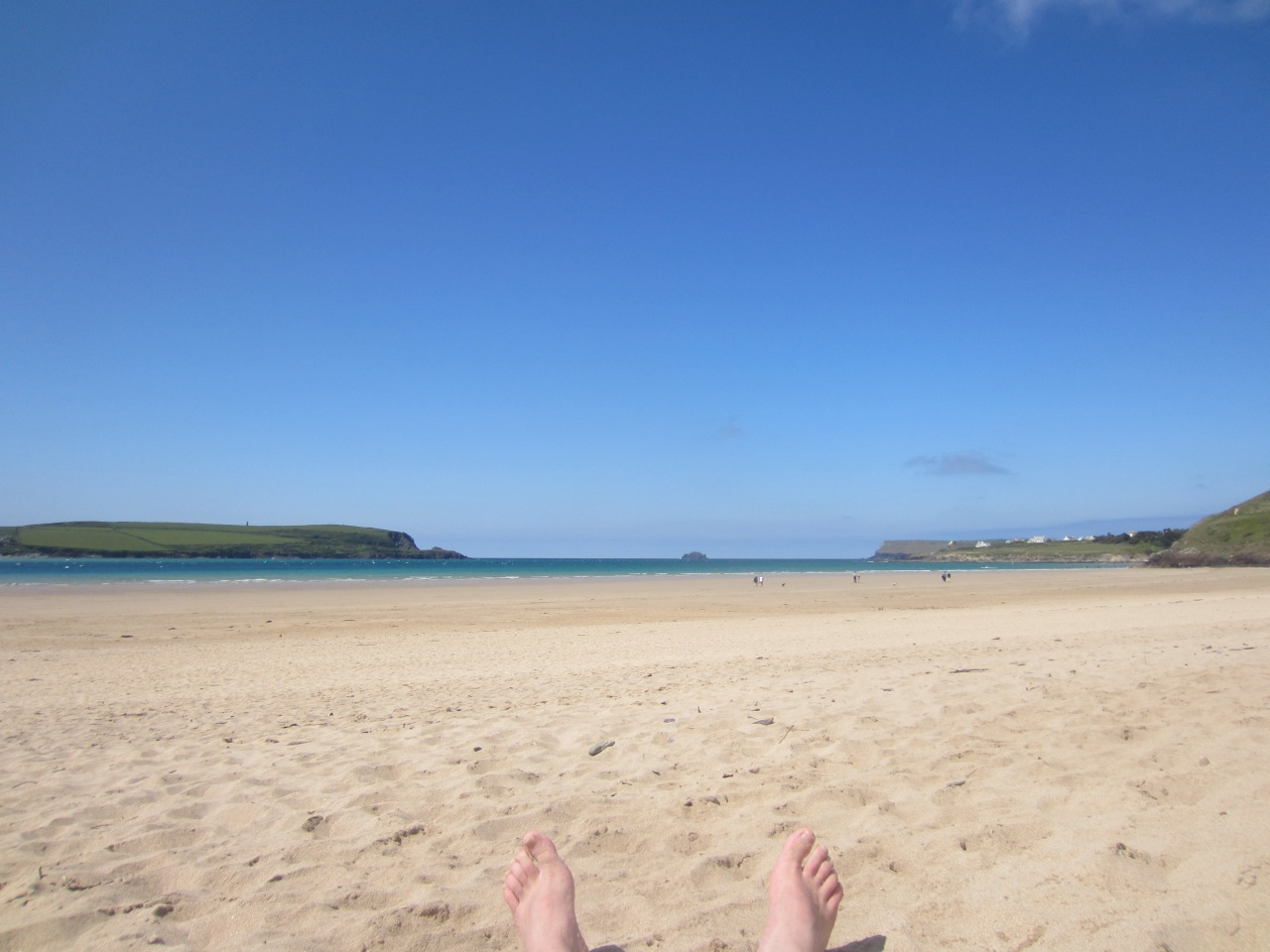 Best five beaches in north Cornwall