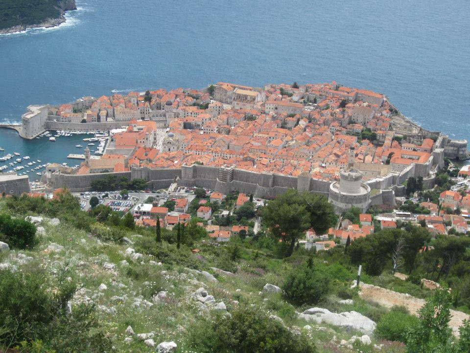 Cruise ship tourist's guide to Dubrovnik