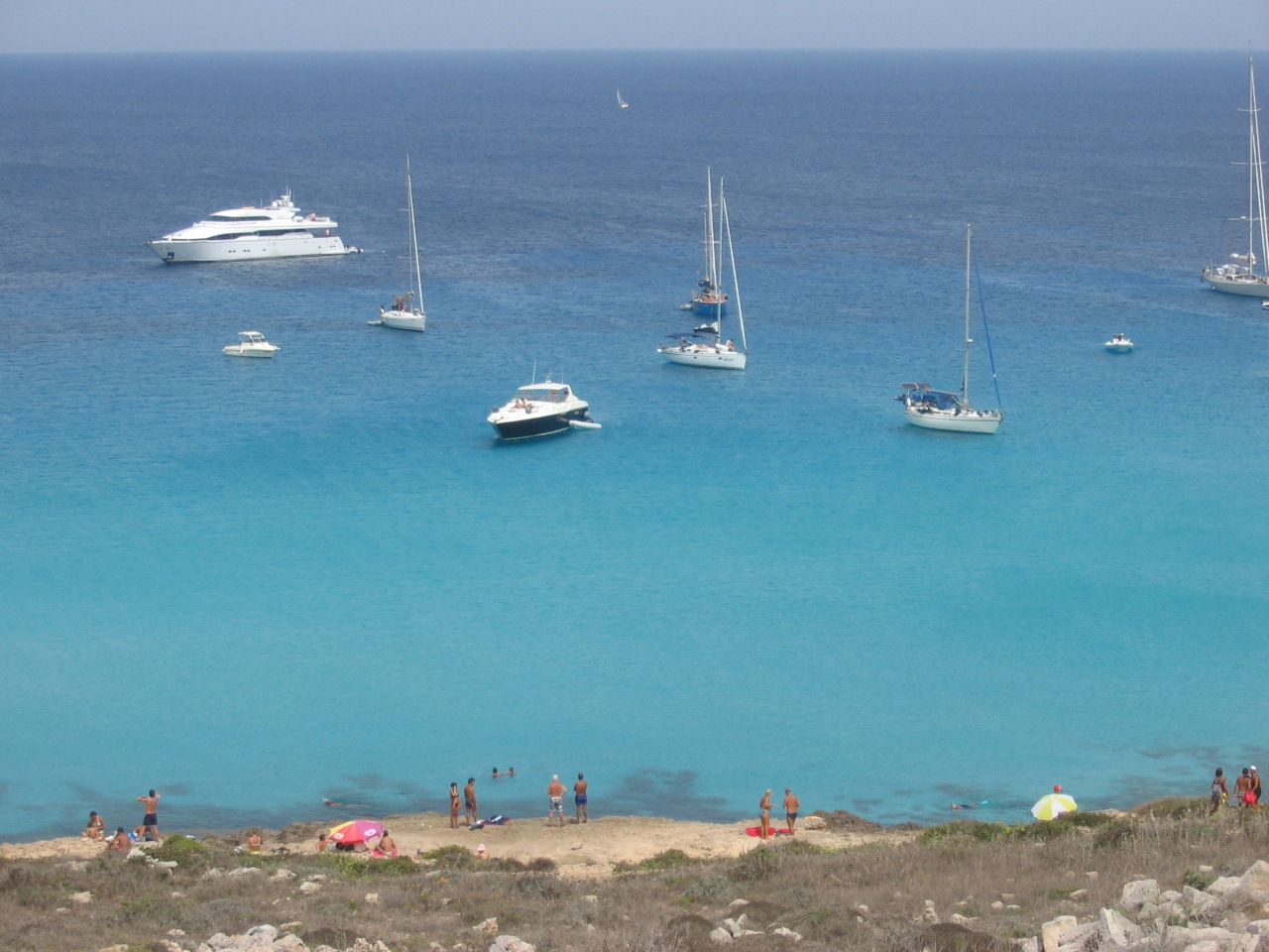 Favignana – a secluded island paradise in Europe
