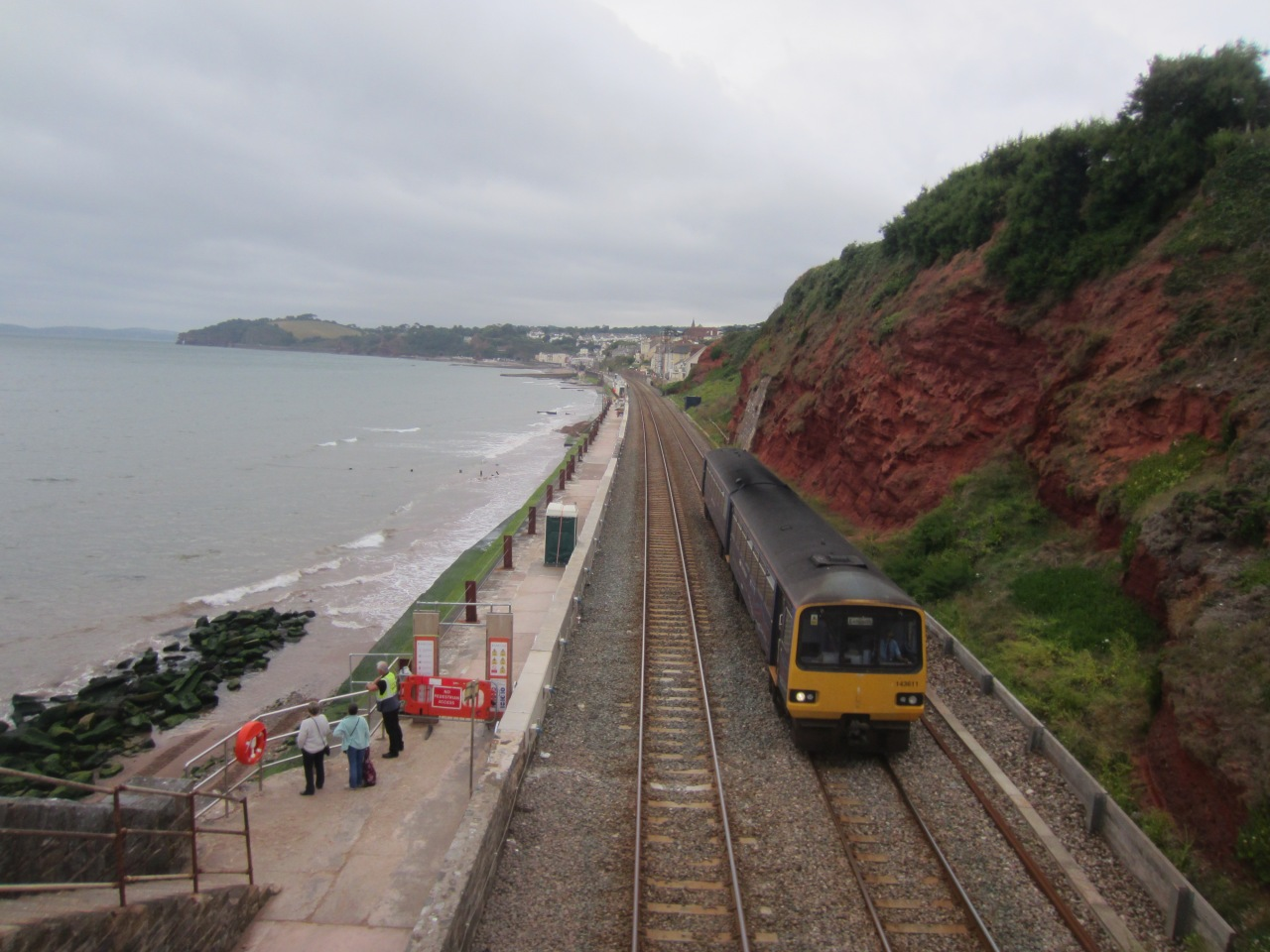 On the rails in South Devon: England's most scenic train journey