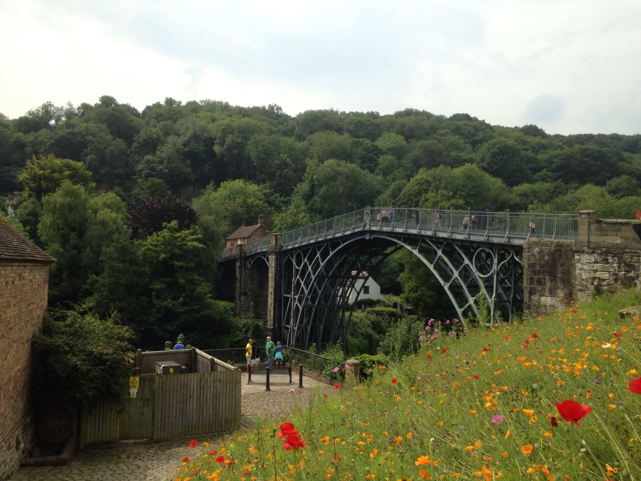Ironbridge: a bit of culture in the Midlands