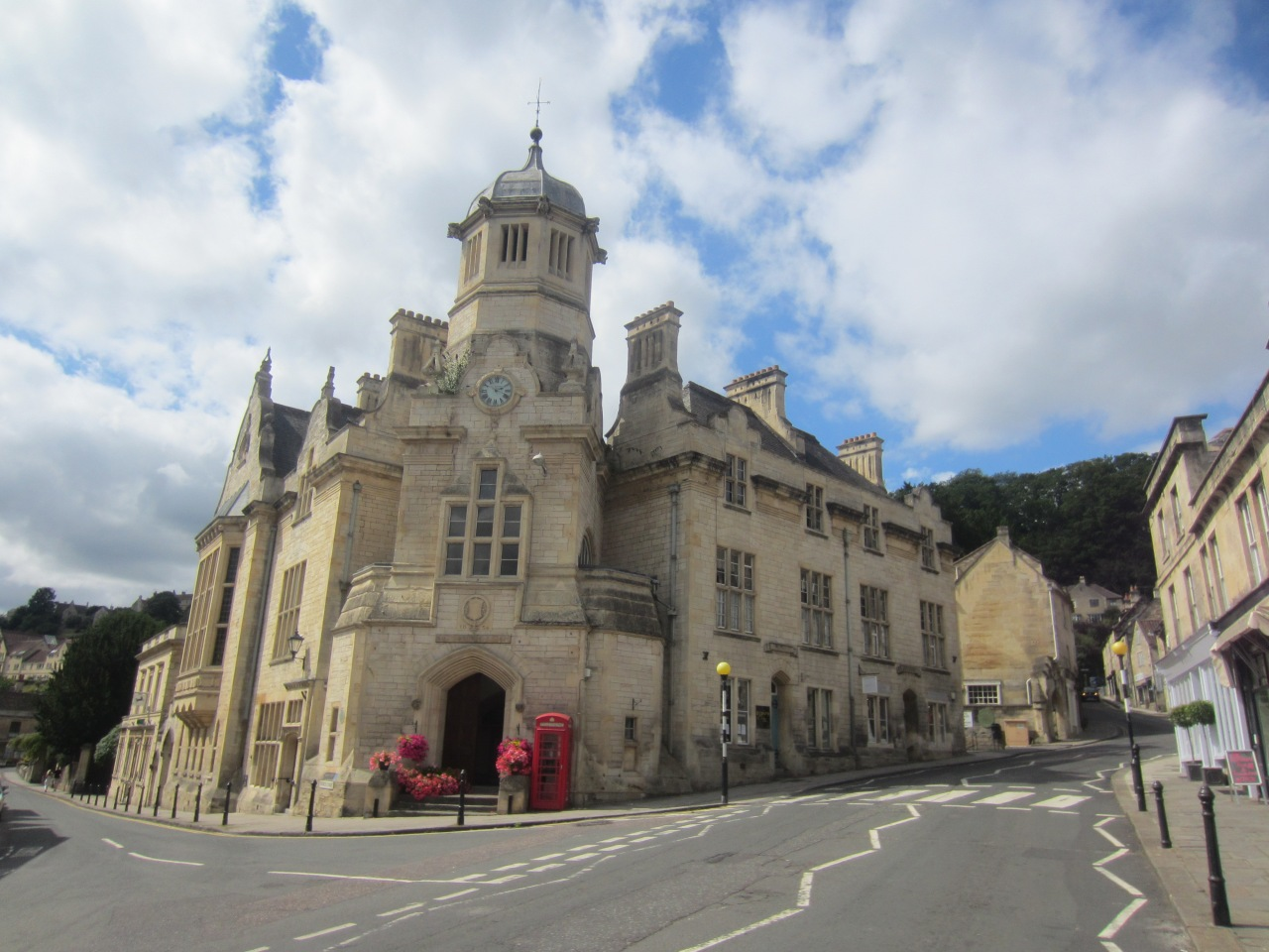 A day trip to Bradford on Avon
