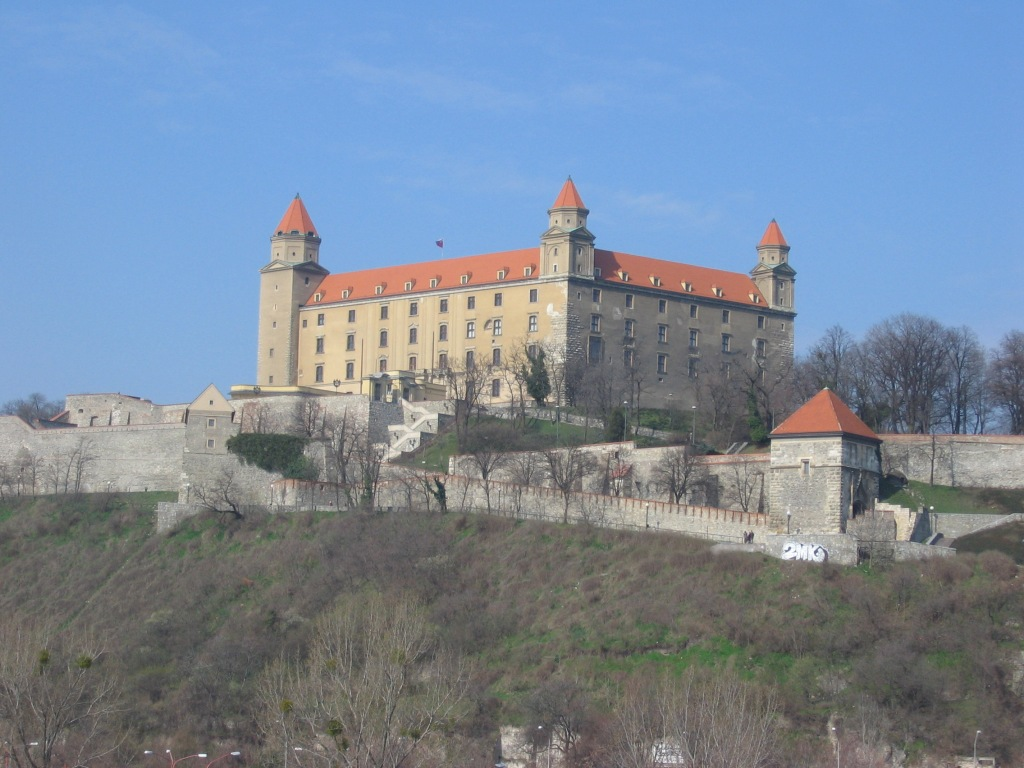 Dirty castle: March 2007