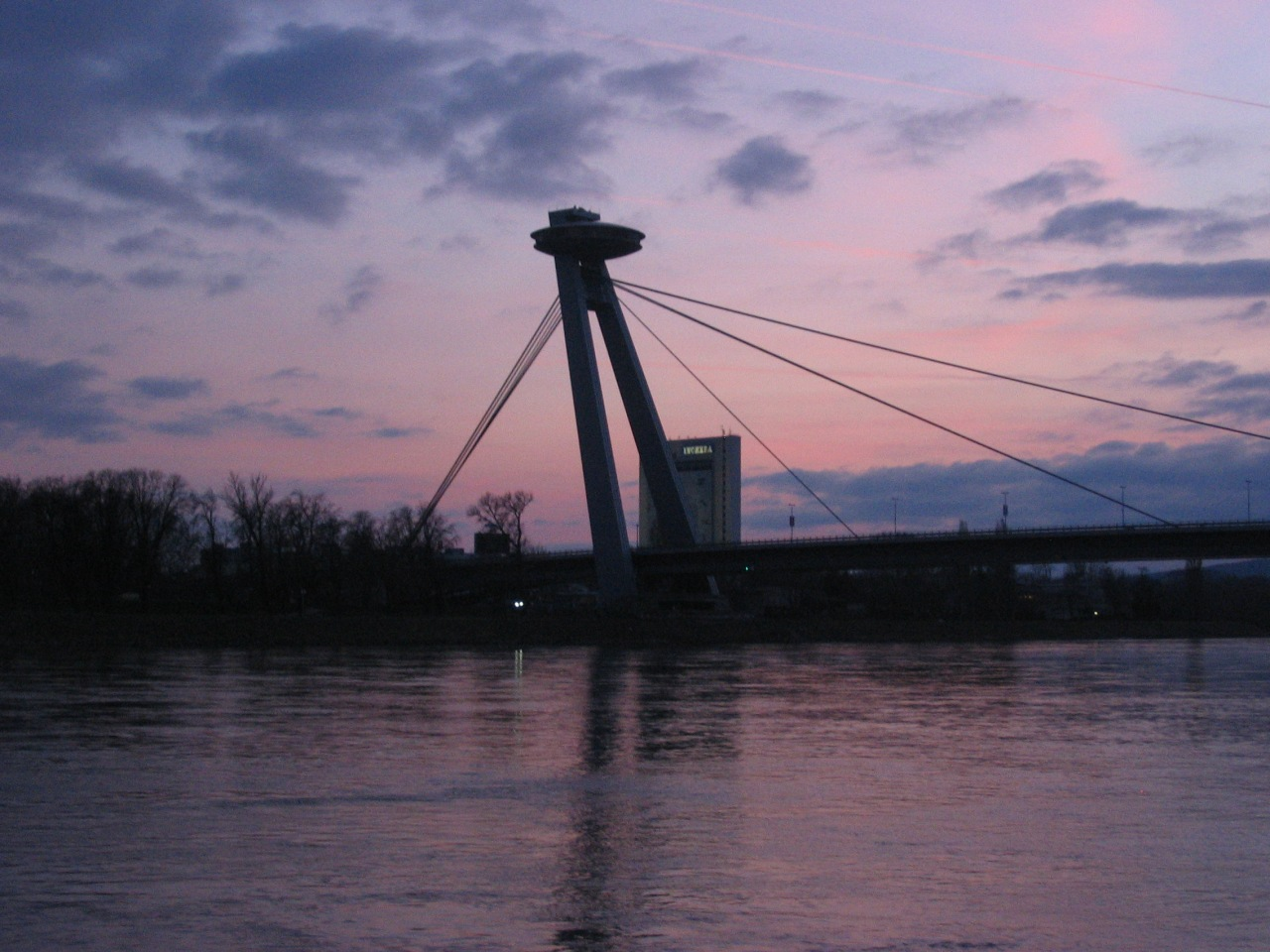 Bratislava then andnow