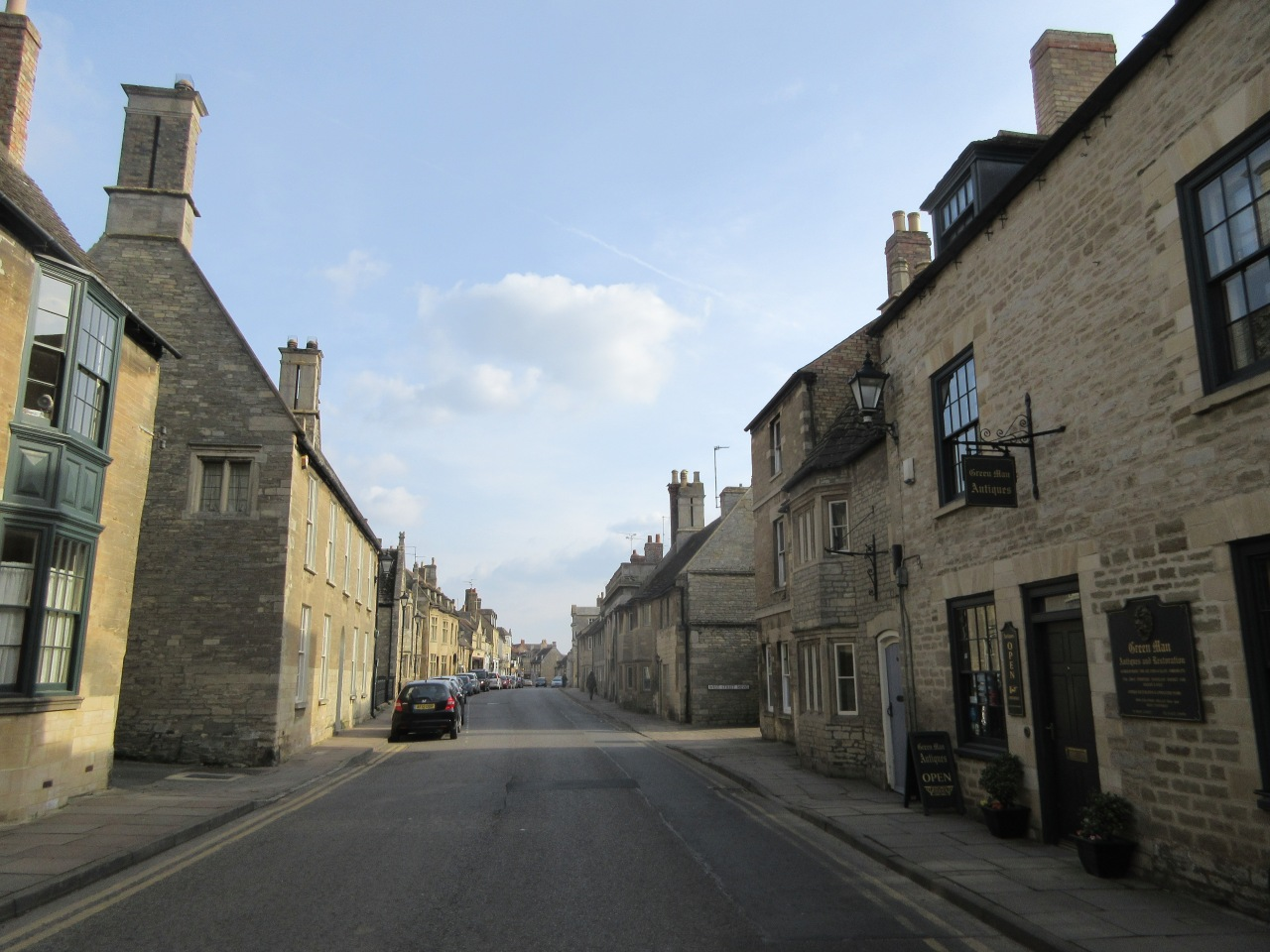 A pootle around Oundle