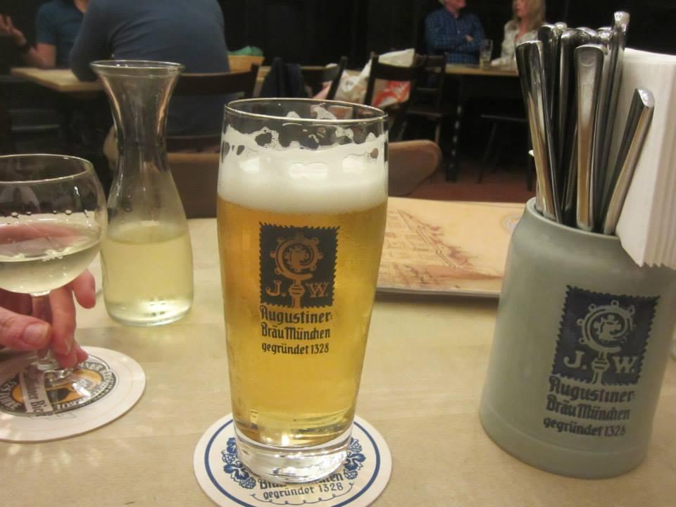 Munich: The Bavarian beer hallexperience