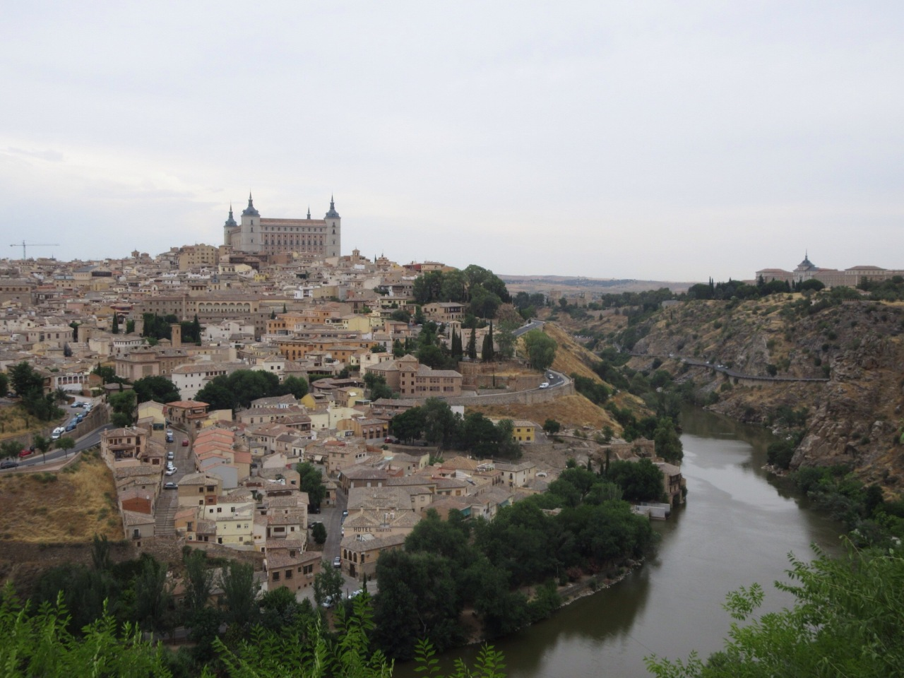 Toledo: Spain's must-see city of marzipan andswords