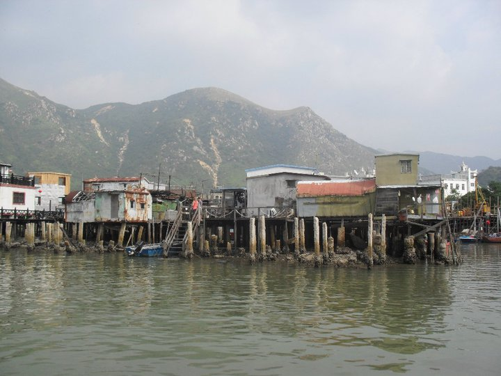 Tai O: Hong Kong's hot tub time machine