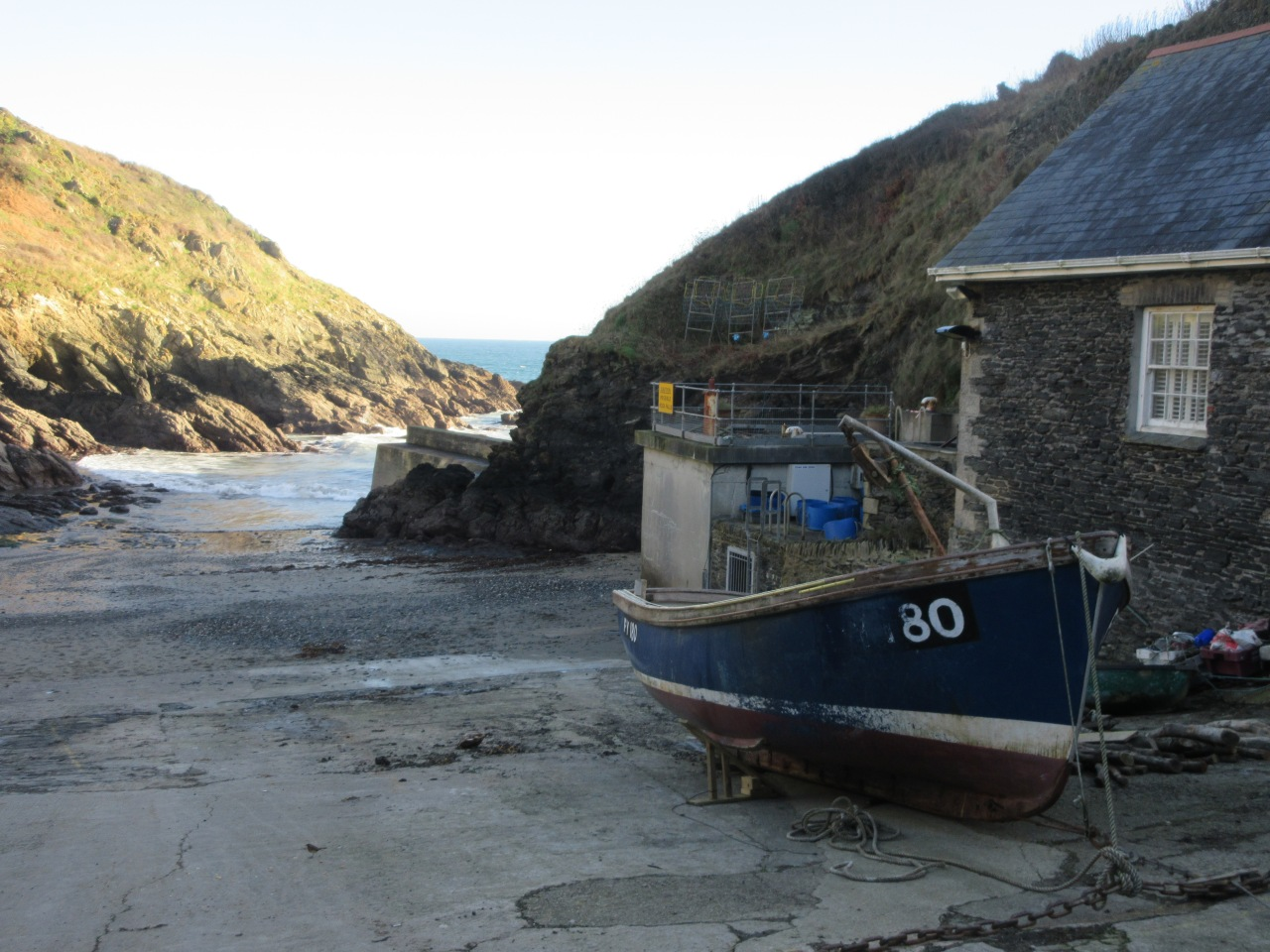 Cornwall: The outrageously beautiful Portloe