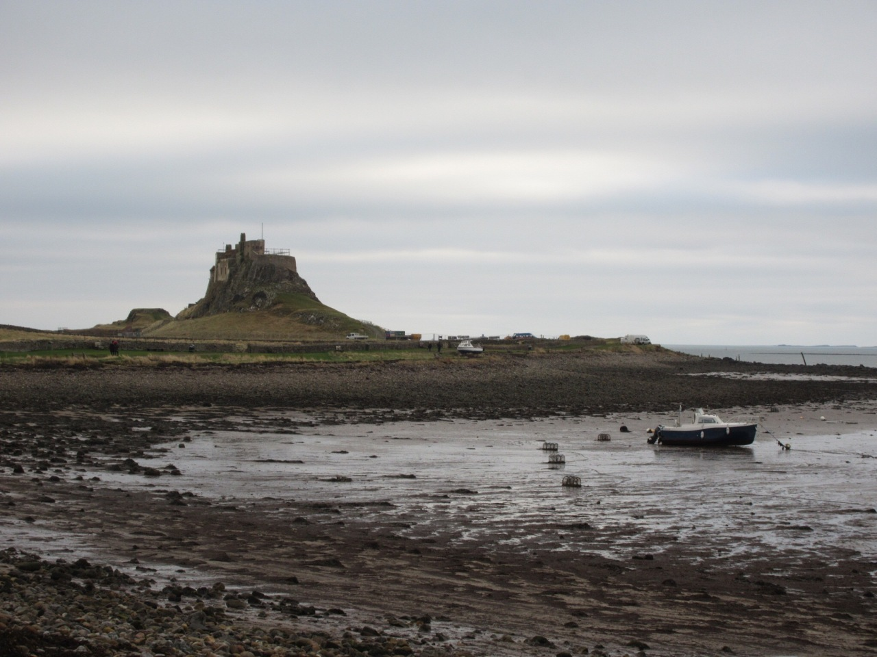 A modern day pilgrimage to Holy Island
