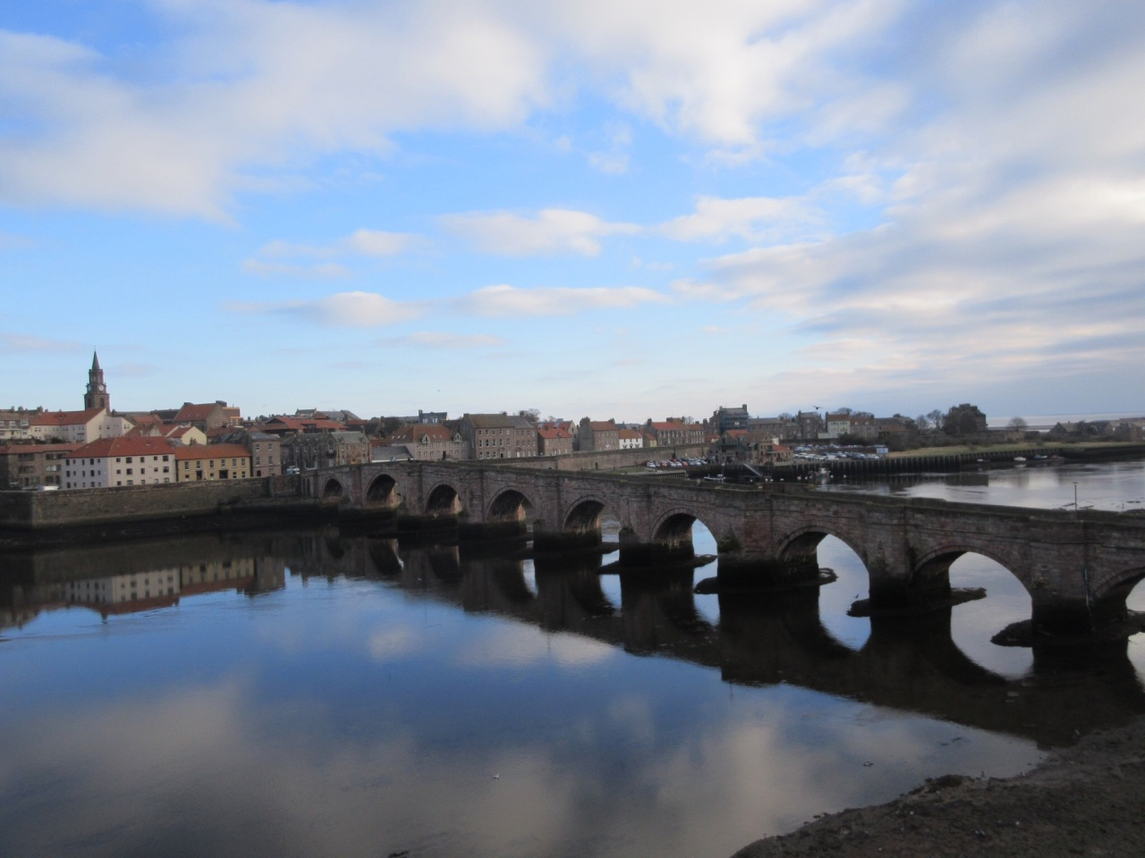 Berwick-upon-Tweed: day-trip of my dreams